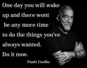 Paul Coelho quote