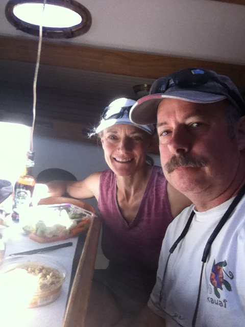 anniversary sailboat lunch